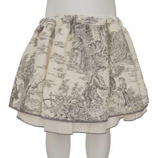 Culotte falda Toyle en maniquí 3 años
