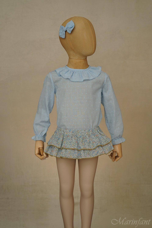 Exposición culotte Liberty Millie - maniquí 4 años