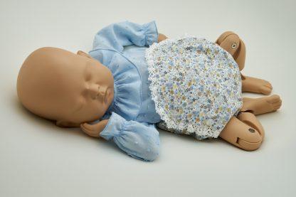 Culotte botones flores Elia 1