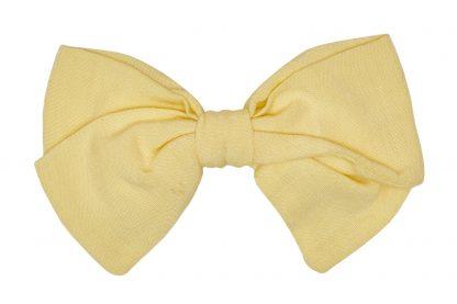 Lazo amarillo suave